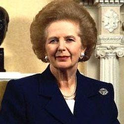 Margret Thatcher