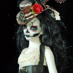 Steampunk Catrina