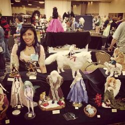 Quinlan Doll Show