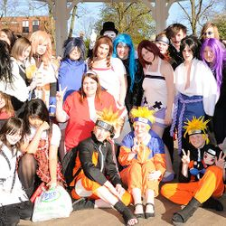Cosplay Picnic - 17th April 2010 - Taken by Paul Jacques (CPU) (MegaEye)