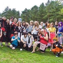 Cosplay Adventure Picnic - Thetford Forest - 21st August 2010 - Taken by Pouncy