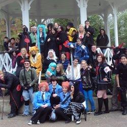 Cosplay Picnic - 5th May 2012