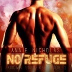No Refuge Scifi Romance Space Opera