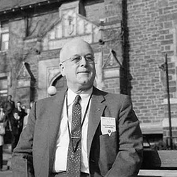 [Frank Reed Horton, Founder]
