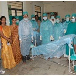 Family planning operations to HIV+ women thru Govt.Hospital