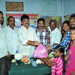 Support to HIV+ people by Public Elected member (MLA)