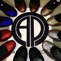 AP's first shoe collection
