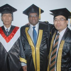 ABTS NINTH GRADUATION 17TH DECEMBER 2015