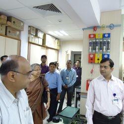 Lab Visit: Dr. (Mrs.) Kasturi Datta