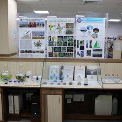 Lab Visit: Poster and Products