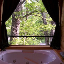 Tub, banner elk inn
