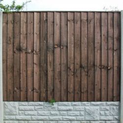 Hand made and screwed fence panels. Prssure treated and come in various sizes