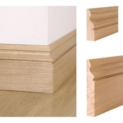 Various size skirting boards available