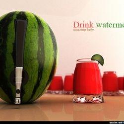 :: Watermelon juice ::