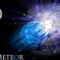 :: Blue meteor::