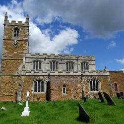 The Belvoir Angel's Churches