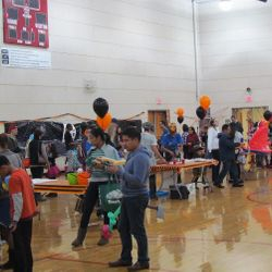 BHS Key Club holds our first ever Spooktacular Carnival to raise money for Unicef.