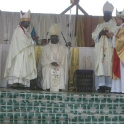 Rt.Rev.Agapitus E. Nfon (ex-student) appointed auxiliary bishop in Bamenda Archdiocese.