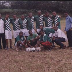 We are well known for our indomitable football squad