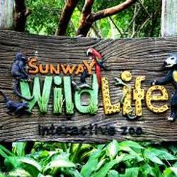 Sunway Lagoon, Wild Life