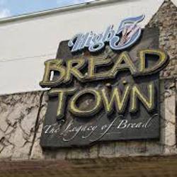 High Five Bread Town