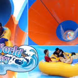 I-City, Water World
