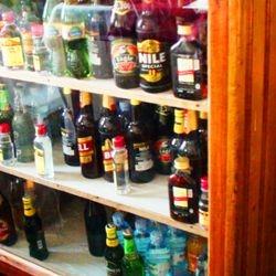 Hard & soft drinks