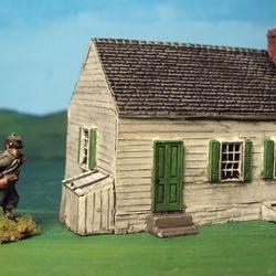 Clapboard House