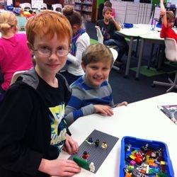 Storytelling with Legos