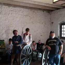 Fort Niagara Scout Garrison