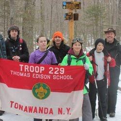 Adirondack Snow Shoe Trip