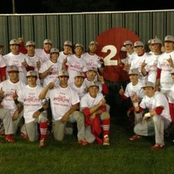 Cardinal Baseball-23 Time District Champions