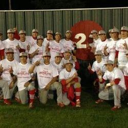 Cardinal Baseball-23 Time District Champions