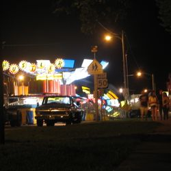 Old Settlers Carnival Aug 2013