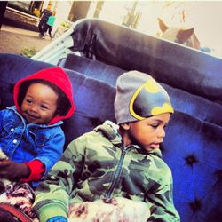 Happy Baby Bishop & Kingy... #Teoing lol