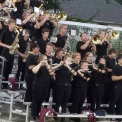 Pep Band Rocks!