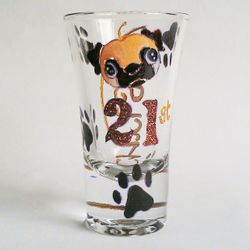 Shot Glass - made to order