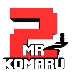 MR KOMARU 2  COVER