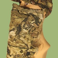 Facemask bunkerHead for turkey hunting deer dove hunting