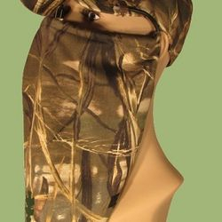 Camo facemask cover for facial covers that are for your face