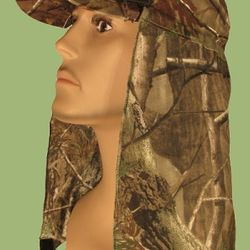 neck protection for hunting and deer hunting with dove