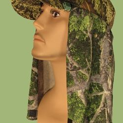 Hoodie for BunkerHead system camo hunting