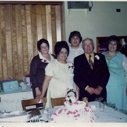 Russell Butchelle Family, Teresa, Russell, Cherlyn, Gregory, Joanne