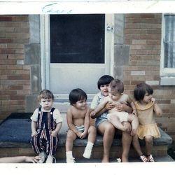 Craig Zampella, Victor Rangel, D'Amico children