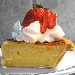 Buttermilk Pie!