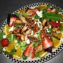 Buttermilk's Seasonal Salad
