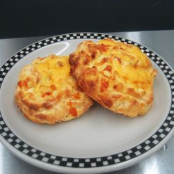 Cheddar Cheese biscuits!