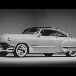 Cadillac DeVille Coupe 1949
