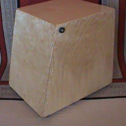 The Three Headed Snare Cajon