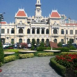 Saigon Parlament